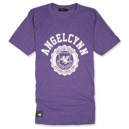 Senlak Angelcynn T-shirt  - Heather Purple
